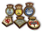 Moulded Subs Badges OFFICIAL LICENCED PRODUCT